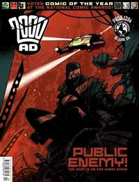 Cover Thumbnail for 2000 AD (Rebellion, 2001 series) #1394