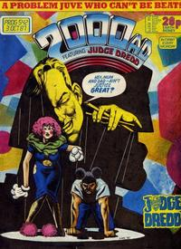 Cover Thumbnail for 2000 AD (Fleetway Publications, 1987 series) #542