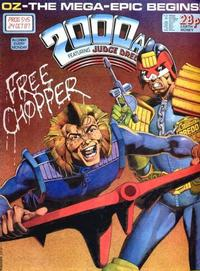 Cover Thumbnail for 2000 AD (Fleetway Publications, 1987 series) #545