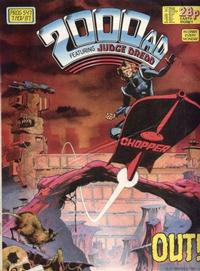 Cover Thumbnail for 2000 AD (Fleetway Publications, 1987 series) #547