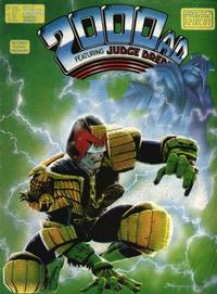 Cover Thumbnail for 2000 AD (Fleetway Publications, 1987 series) #552