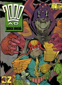 Cover Thumbnail for 2000 AD (Fleetway Publications, 1987 series) #559