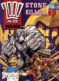 Cover Thumbnail for 2000 AD (Fleetway Publications, 1987 series) #560