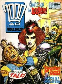 Cover Thumbnail for 2000 AD (Fleetway Publications, 1987 series) #565