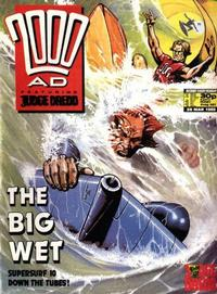 Cover Thumbnail for 2000 AD (Fleetway Publications, 1987 series) #567