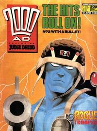 Cover Thumbnail for 2000 AD (Fleetway Publications, 1987 series) #568