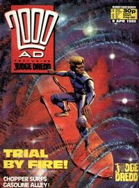 Cover Thumbnail for 2000 AD (Fleetway Publications, 1987 series) #569
