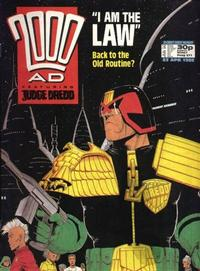Cover Thumbnail for 2000 AD (Fleetway Publications, 1987 series) #571