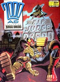 Cover Thumbnail for 2000 AD (Fleetway Publications, 1987 series) #572