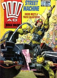 Cover Thumbnail for 2000 AD (Fleetway Publications, 1987 series) #575