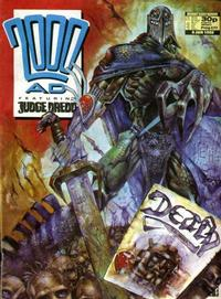 Cover Thumbnail for 2000 AD (Fleetway Publications, 1987 series) #577