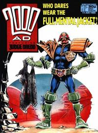 Cover Thumbnail for 2000 AD (Fleetway Publications, 1987 series) #578