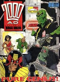 Cover Thumbnail for 2000 AD (Fleetway Publications, 1987 series) #579