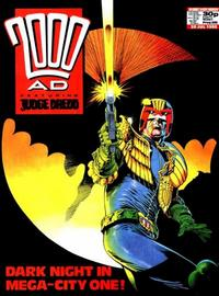 Cover Thumbnail for 2000 AD (Fleetway Publications, 1987 series) #585