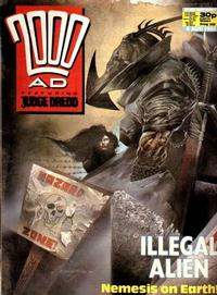 Cover Thumbnail for 2000 AD (Fleetway Publications, 1987 series) #586