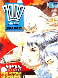 Cover Thumbnail for 2000 AD (Fleetway Publications, 1987 series) #591
