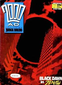 Cover Thumbnail for 2000 AD (Fleetway Publications, 1987 series) #595