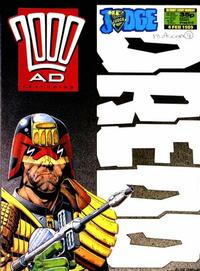 Cover for 2000 AD (Fleetway Publications, 1987 series) #612