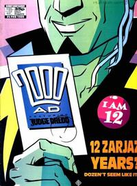 Cover Thumbnail for 2000 AD (Fleetway Publications, 1987 series) #615