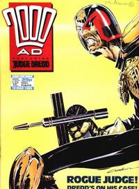 Cover Thumbnail for 2000 AD (Fleetway Publications, 1987 series) #618