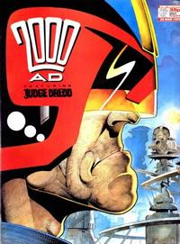 Cover Thumbnail for 2000 AD (Fleetway Publications, 1987 series) #619