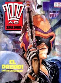 Cover Thumbnail for 2000 AD (Fleetway Publications, 1987 series) #623