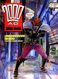 Cover Thumbnail for 2000 AD (Fleetway Publications, 1987 series) #624