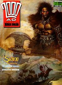 Cover Thumbnail for 2000 AD (Fleetway Publications, 1987 series) #626