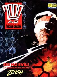 Cover Thumbnail for 2000 AD (Fleetway Publications, 1987 series) #630