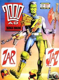 Cover Thumbnail for 2000 AD (Fleetway Publications, 1987 series) #633