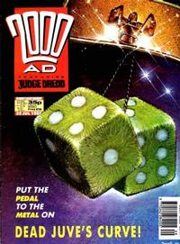 Cover Thumbnail for 2000 AD (Fleetway Publications, 1987 series) #636