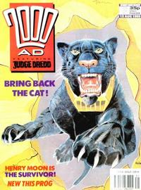 Cover Thumbnail for 2000 AD (Fleetway Publications, 1987 series) #639