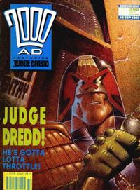Cover Thumbnail for 2000 AD (Fleetway Publications, 1987 series) #644