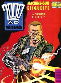 Cover Thumbnail for 2000 AD (Fleetway Publications, 1987 series) #645