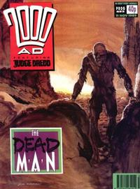 Cover Thumbnail for 2000 AD (Fleetway Publications, 1987 series) #652