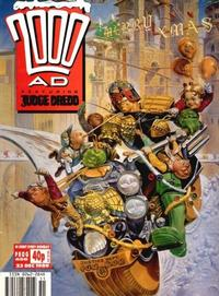 Cover Thumbnail for 2000 AD (Fleetway Publications, 1987 series) #658