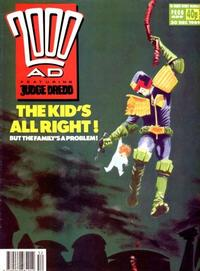 Cover Thumbnail for 2000 AD (Fleetway Publications, 1987 series) #659