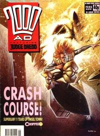 Cover Thumbnail for 2000 AD (Fleetway Publications, 1987 series) #660