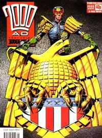 Cover Thumbnail for 2000 AD (Fleetway Publications, 1987 series) #664