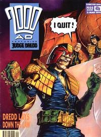 Cover Thumbnail for 2000 AD (Fleetway Publications, 1987 series) #668