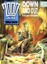 Cover Thumbnail for 2000 AD (Fleetway Publications, 1987 series) #676