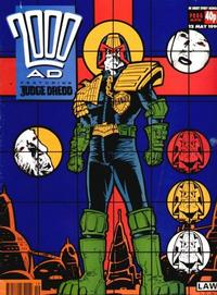 Cover Thumbnail for 2000 AD (Fleetway Publications, 1987 series) #678