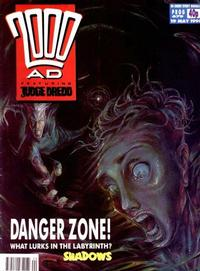 Cover Thumbnail for 2000 AD (Fleetway Publications, 1987 series) #679