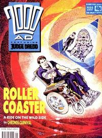 Cover Thumbnail for 2000 AD (Fleetway Publications, 1987 series) #680
