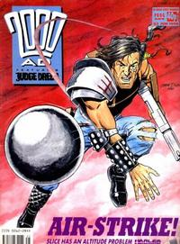 Cover Thumbnail for 2000 AD (Fleetway Publications, 1987 series) #684