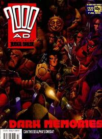 Cover Thumbnail for 2000 AD (Fleetway Publications, 1987 series) #686