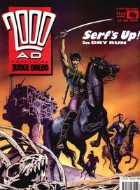 Cover Thumbnail for 2000 AD (Fleetway Publications, 1987 series) #689