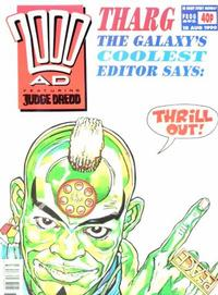 Cover Thumbnail for 2000 AD (Fleetway Publications, 1987 series) #692
