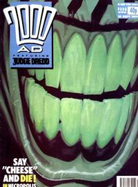 Cover Thumbnail for 2000 AD (Fleetway Publications, 1987 series) #696