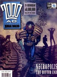 Cover Thumbnail for 2000 AD (Fleetway Publications, 1987 series) #699